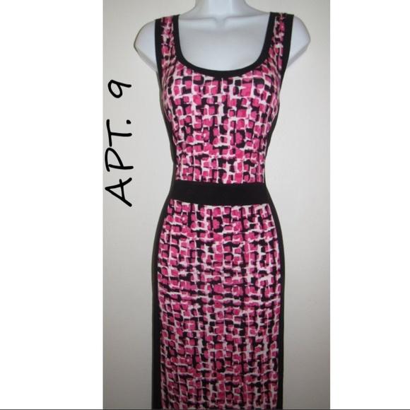 e18388e3ee Apt. 9 Dresses   Skirts - SALE🔥 Apt 9 Stretch Soft Knit Maxi Shift